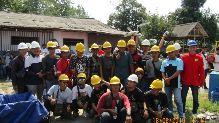 Reconductoring SUTET 500 kV Balaraja – Lengkong – Gandul